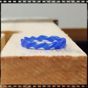手作り指輪-鋳造前