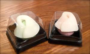 おひなさまの和菓子