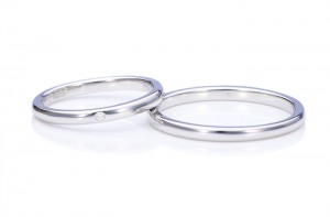 愛知-プラチナ手作り結婚指輪