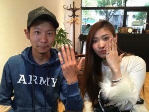 結婚指輪 手作り