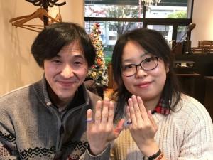 結婚指輪 手作り 旅行