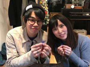 手作り指輪 結婚