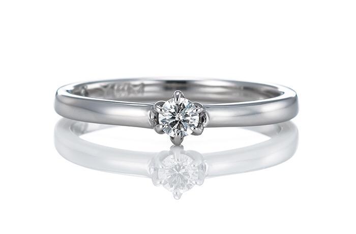 結婚指輪手作り.com 手作りのエンゲージリング
