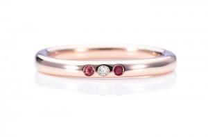サプライズプレゼントで手作りの指輪