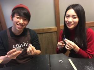 京都の手作り指輪工房店