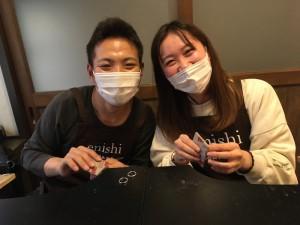 京都で作りたい 二人だけの結婚指輪